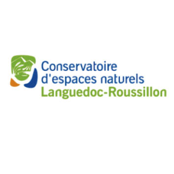 Logo Conservatoire d'espaces naturels Languedoc-Roussillon