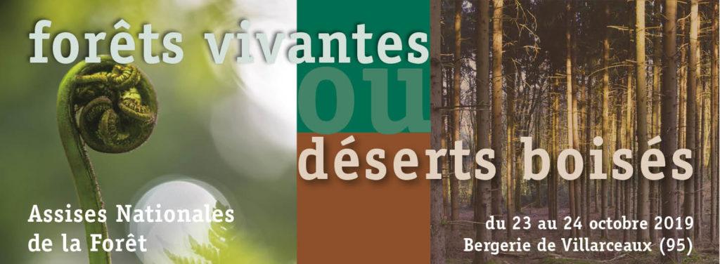 Forêt vivantes ou déserts boisés ?