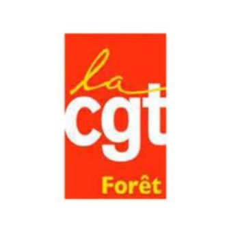 Logo CGT forêt