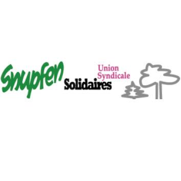 Logo snupfen solidaire