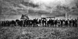 Les opposants au méga-transformateur de l'Averon expulsés