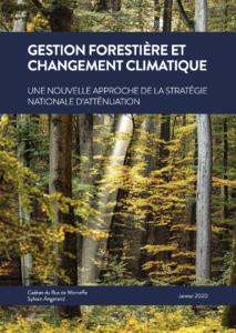 Le rapport climat forêt est sorti !
