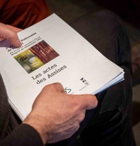 Les 17 propositions législatives de SOS forêt remises à Anne-Laure Cattelot