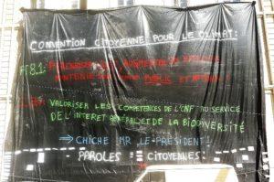 """La DRH de l'ONF """"accueillie"""" à Nancy"""