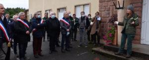 ONF, les élus accompagnent les syndicalistes