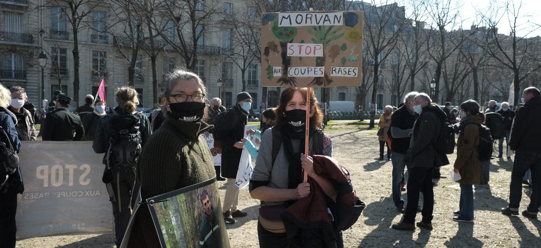 Manifestation du 1er mars : où sont passées les mesures forêt de la convention citoyenne ?